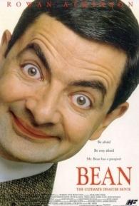 Mister Bean: O Filme - Poster / Capa / Cartaz - Oficial 1