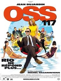 Agente 117 - O Rio não responde mais - Poster / Capa / Cartaz - Oficial 1