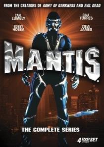 Mantis - A Vingança Que Não Tarda - Poster / Capa / Cartaz - Oficial 1