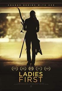 Ladies First: Na Mira do Futuro - Poster / Capa / Cartaz - Oficial 5
