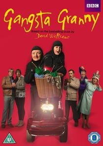 Gangsta Granny - Poster / Capa / Cartaz - Oficial 2