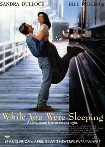 Enquanto Você Dormia - Poster / Capa / Cartaz - Oficial 1