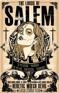 As Senhoras de Salem - Poster / Capa / Cartaz - Oficial 7