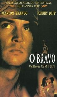 O Bravo - Poster / Capa / Cartaz - Oficial 2