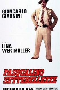 Pasqualino Sete Belezas - Poster / Capa / Cartaz - Oficial 3