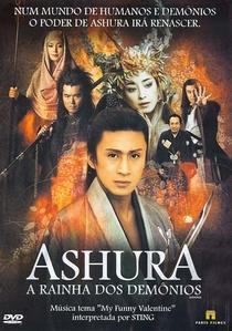 Ashura - A Rainha dos Demônios - Poster / Capa / Cartaz - Oficial 1