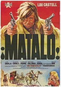 Matalo! - Poster / Capa / Cartaz - Oficial 1