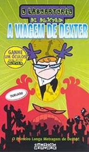 O Laboratório de Dexter: A Viagem de Dexter - Poster / Capa / Cartaz - Oficial 2