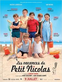 As Férias do Pequeno Nicolau - Poster / Capa / Cartaz - Oficial 1