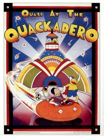 Quasi at the Quackadero - Poster / Capa / Cartaz - Oficial 1