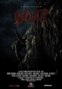 Boar - Poster / Capa / Cartaz - Oficial 4