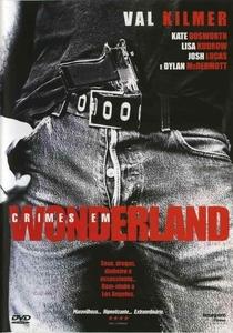 Crimes em Wonderland - Poster / Capa / Cartaz - Oficial 3