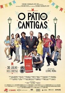 O Pátio das Cantigas - Poster / Capa / Cartaz - Oficial 1
