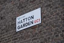The Hatton Garden Job - Poster / Capa / Cartaz - Oficial 1