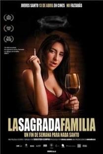 A Sagrada Família - Poster / Capa / Cartaz - Oficial 1