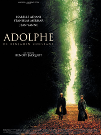 Adolphe - Poster / Capa / Cartaz - Oficial 1