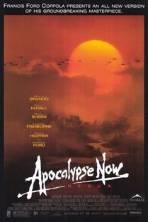 Apocalypse Now - Poster / Capa / Cartaz - Oficial 1