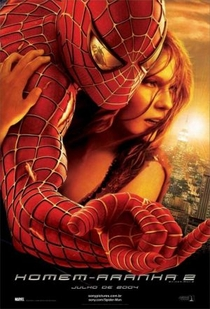 Homem-Aranha 2 - Poster / Capa / Cartaz - Oficial 2