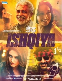 Dedh Ishqiya - Poster / Capa / Cartaz - Oficial 4