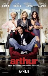 Arthur – O Milionário Irresistível - Poster / Capa / Cartaz - Oficial 2