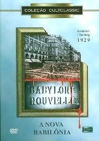 A Nova Babilônia - Poster / Capa / Cartaz - Oficial 2