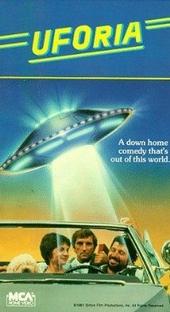 UFOria - Poster / Capa / Cartaz - Oficial 1