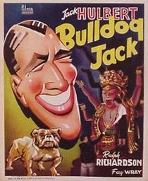 Bulldog Jack - Poster / Capa / Cartaz - Oficial 1
