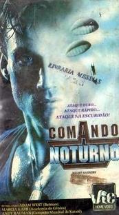Comando Noturno - Poster / Capa / Cartaz - Oficial 2