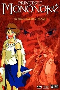 Princesa Mononoke - Poster / Capa / Cartaz - Oficial 43
