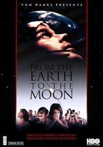Da Terra à Lua - Poster / Capa / Cartaz - Oficial 2