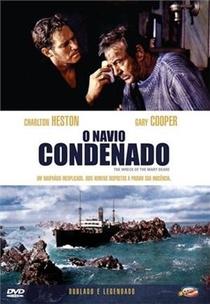 O Navio Condenado - Poster / Capa / Cartaz - Oficial 3