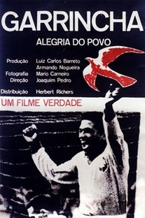 Garrincha, Alegria do Povo - Poster / Capa / Cartaz - Oficial 1