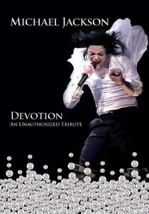 Michael Jackson:Devotion - Poster / Capa / Cartaz - Oficial 1