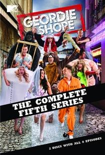 Geordie Shore (5ª Temporada) - Poster / Capa / Cartaz - Oficial 1