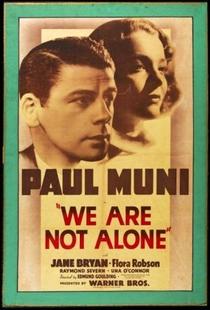 Não Estamos Sós - Poster / Capa / Cartaz - Oficial 1