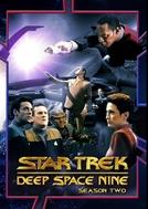 Jornada nas Estrelas: Deep Space Nine (2ª Temporada)