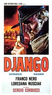 Django - Poster / Capa / Cartaz - Oficial 3
