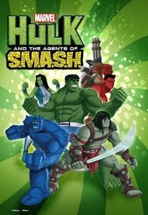 Hulk e os Agentes de S.M.A.S.H. (1ª Temporada) - Poster / Capa / Cartaz - Oficial 1