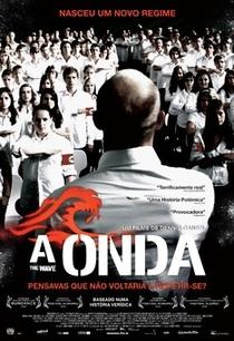 A Onda - Poster / Capa / Cartaz - Oficial 1