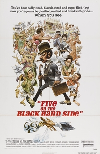 Five On The Black Hand Side - Poster / Capa / Cartaz - Oficial 1