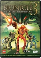Bionicle 3 - Teia de Sombras (Bionicle 3: Web of Shadows)