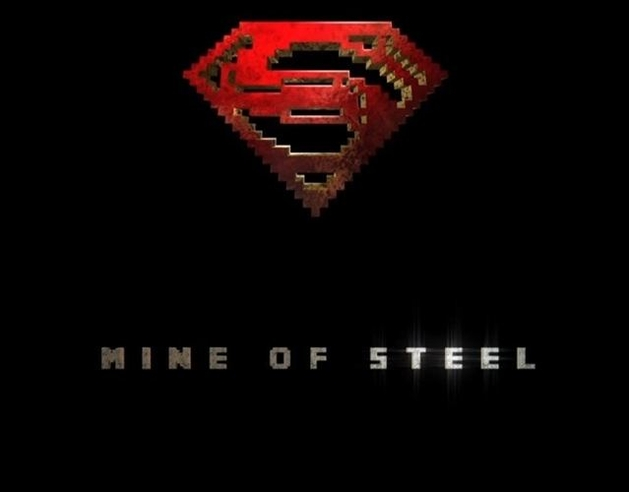 Mine of Steel - Paródia Man of Steel versão Minecraft