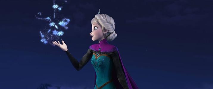 A magia por trás da neve de Frozen: Uma Aventura Congelante - Disney Blogs