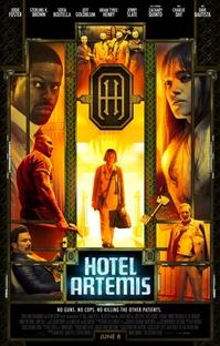 Hotel Artemis - Poster / Capa / Cartaz - Oficial 2