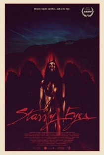 Starry Eyes - Poster / Capa / Cartaz - Oficial 1