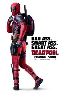 Deadpool - Poster / Capa / Cartaz - Oficial 3