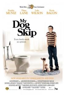 Meu Cachorro Skip - Poster / Capa / Cartaz - Oficial 1