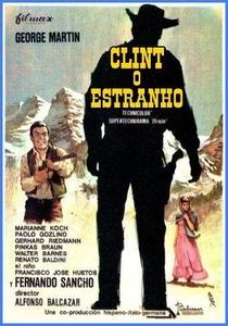 Clint, O Estranho - Poster / Capa / Cartaz - Oficial 2