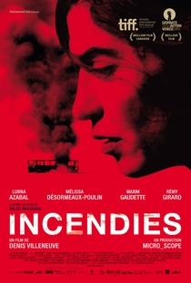 Incêndios - Poster / Capa / Cartaz - Oficial 4