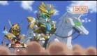 SD Gundam Sangokuden Brave Battle Warriors trailer